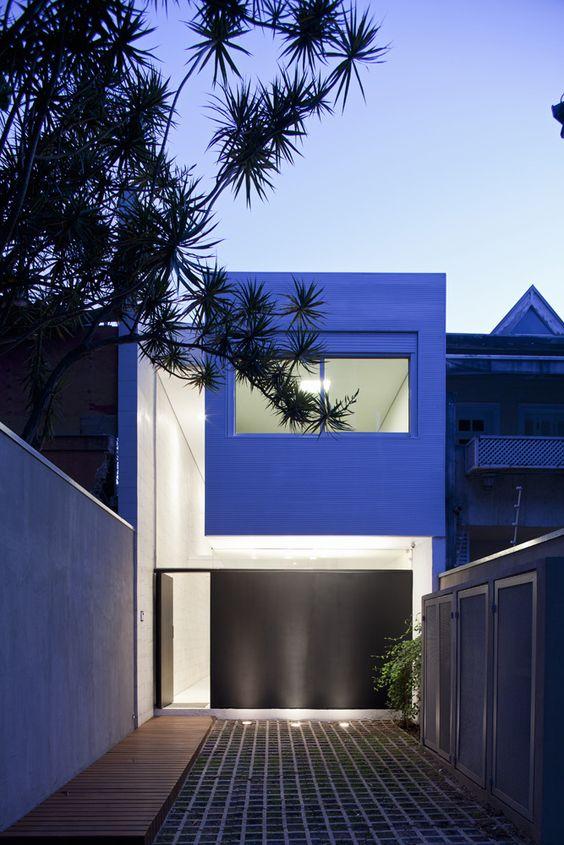 Casa 4 x 30 - FGMF Arquitectos e CR2 Arquitectos