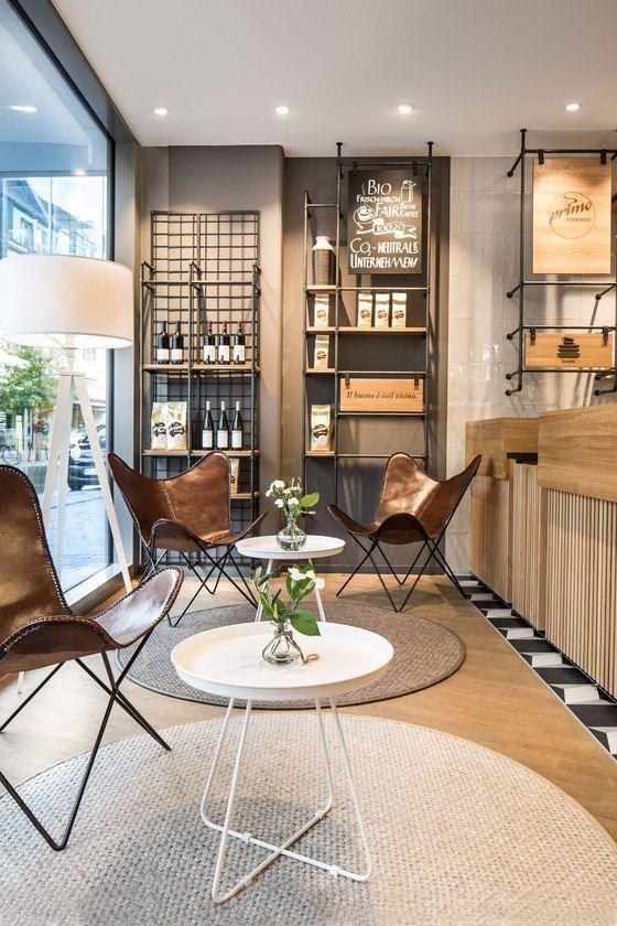 Primo Cafe Bar Tübingen by DIA - Dittel Architekten