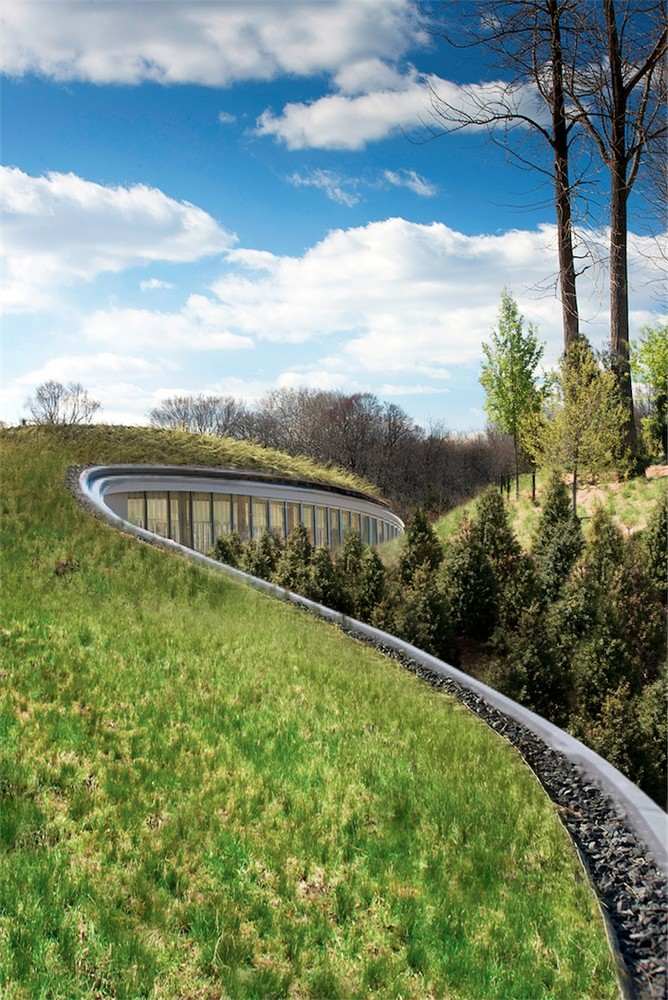 Brooklyn Botanic Garden Visitor Center - Weiss Manfredi
